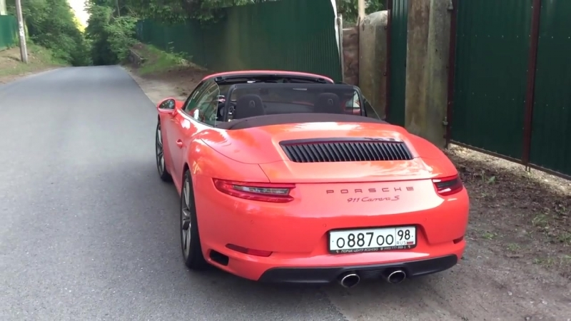 [Bulkin] Как Булкин покупал новую машину! (Porsche 911 Carrera S кабриолет, 2016г)