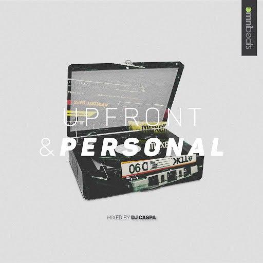 Caspa альбом Upfront & Personal