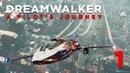 Star Citizen Dreamwalker A Pilot's Journey 1 New Flight Model training