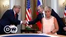 О чем говорили Путин и Трамп в Хельсинки на самом деле - DW Новости 16.07.2018