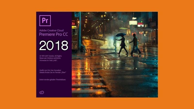NEU in Adobe Premiere Pro CC 2018 - Oktober 2017 Update - Meine Lieblingsfeatures [4k]