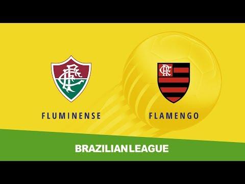 Fluminense vs Flamengo 10 тур