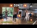 Brie Larson vs Gwyneth Paltrow Dancing | Behind the scene Captain Marvel n Pepper Potts Goop