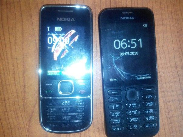 Две рабочие Nokia
