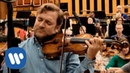 Renaud Capuçon records violin theme, Schindler's List (Steven Spielberg, John Williams)