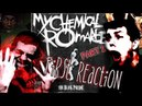 My Chemical Romance - The Black Parade FIRST REACTION Review (Part 2)