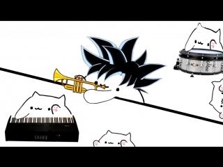 Bongo Cat, Dragon Ball