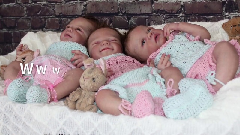Full bodied silicone babies by Romie Strydom - Romiesbabies