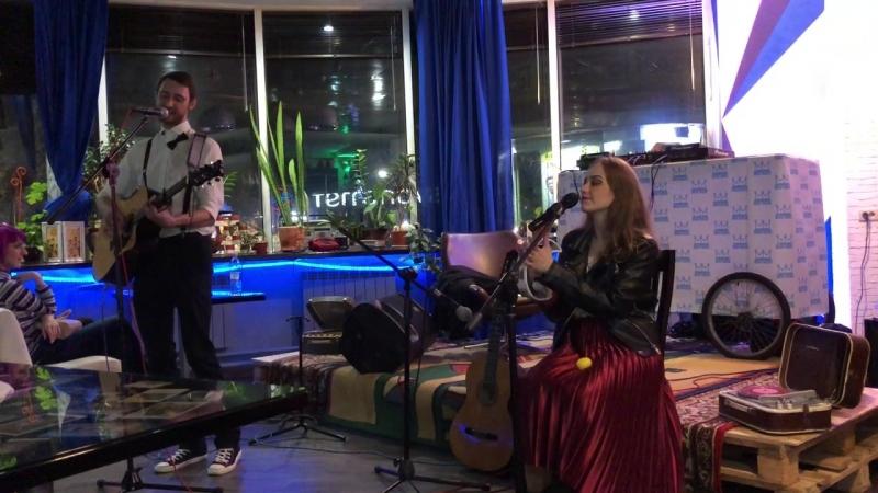Натали Гайваль и Анатолий Бекишев - rock roll Queen