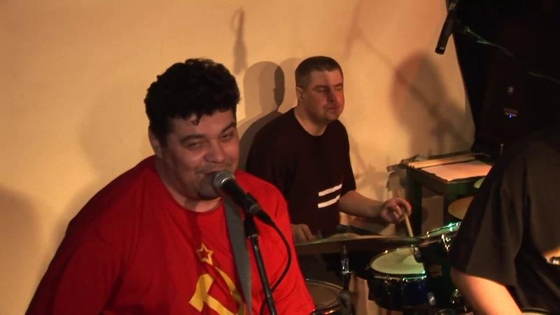 Коллекция Бабочек feat. Алексей Гализдра - Концерт к клубе Bilingua (часть 3)