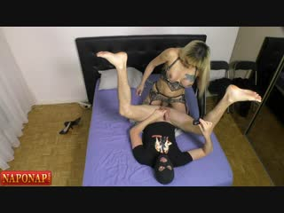 [NapoNap] Patricia Alves (Part 4) [2018 г., Shemale On Male, Hardcore, Anal, 1080p]