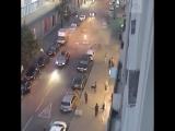 Массовое ДТП на Большой Татарской улице