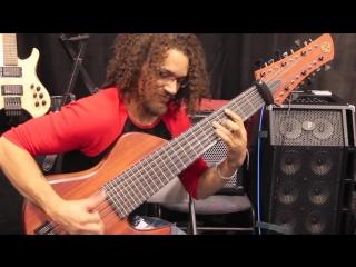 Scott Fernandez (18-String Bassist)