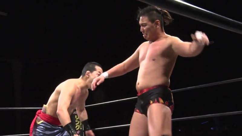 Chon Shiryu vs. Rekka (DDT - DNA 44)