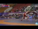 МТ Mongolia Open 2018, 74кг, квалификация, Айсен Копырин Саха - Батзул Дамжин Монголия 4-2