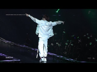 [4K] 181002 LOVE YOURSELF IN CHICAGO - TEAR 슈가 직캠