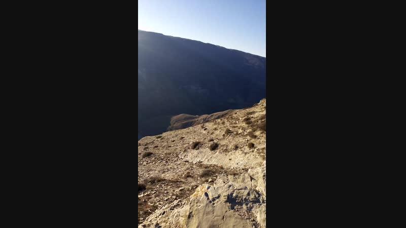 Сулакский каньон. Респ.Дагестан