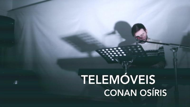 Conan Osíris - Telemóveis (Cover - Ricardo Neiva)