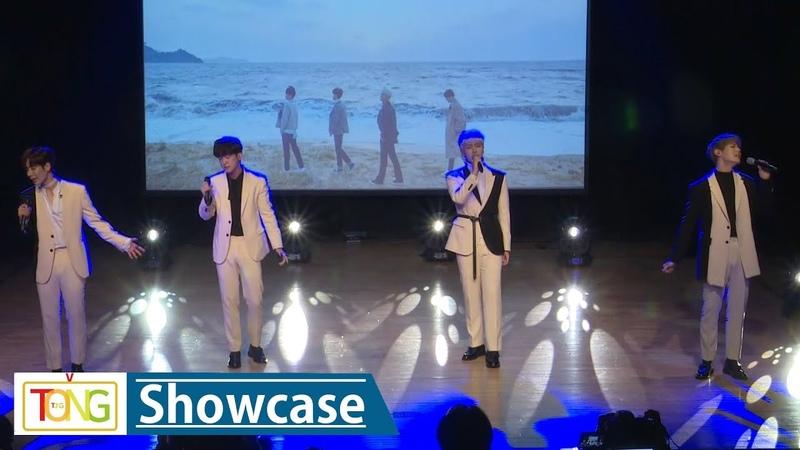 VOISPER(보이스퍼) Goodbye to Goodbye Showcase Stage (Wishes, 위시스)
