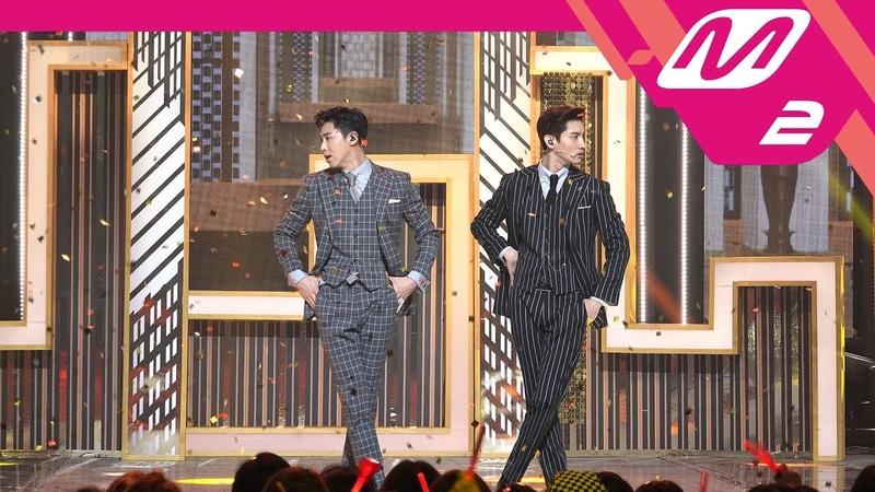 [MPD직캠] 동방신기 직캠 4K 운명(The Chance of Love) (TVXQ! FanCam) | @MCOUNTDOWN_2018.3.29
