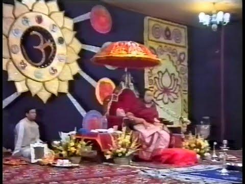 1994 1204 Raja Lakshmi Puja Talk Delhi India transcribed