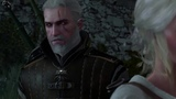 The Witcher 3 Can't cry