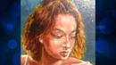художник АНдрей АНтонов живопись маслом цикл картин мистические истории