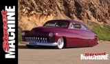 MERLOT - 1949 Mercury Lead Sled
