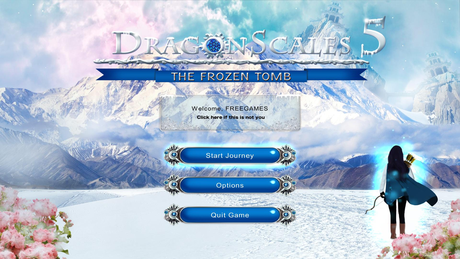 Dragon Scales 5: The Frozen Tomb (En)