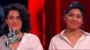Таина Сауерс иАннагазел Гокинаева Старый отель Поединки Голос Сезон 7