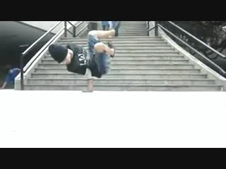 Dope Bboy tricks