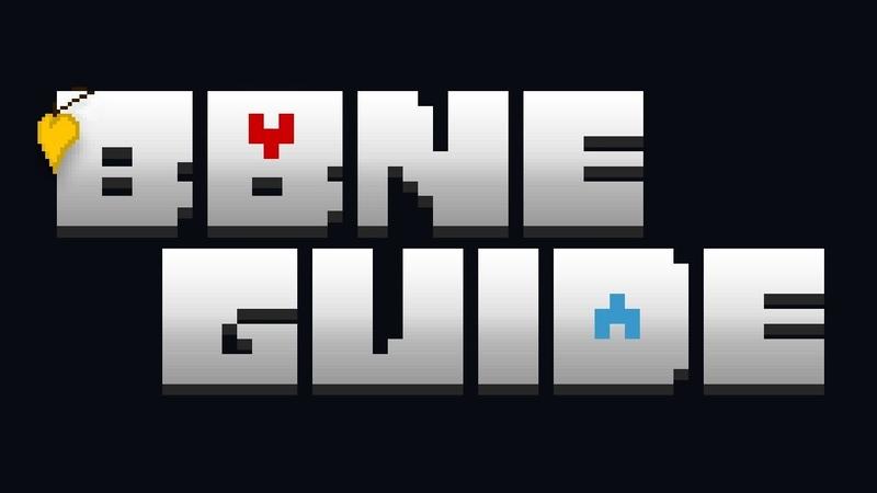 Bone-Guide TEASER TRAILER | Undertale Fan-game by IGB team from DEVILOVANIA's creators