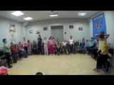 Мастер-класс от Марины Богатовой группа №2 и №14