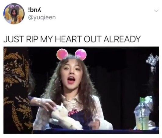 "Kpop Entertainment - KPE on Instagram: ""Yuqi ❤ gidle yuqi"""