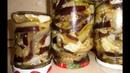Баклажаны как грибы жареные на зиму с чесноком уксусом в банки без стерилизации лучший рецепт