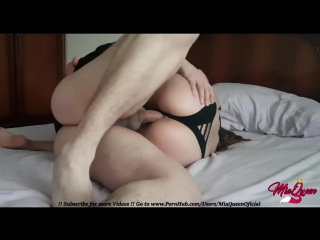 Miaqueen - college amateur couple fucking passionately [pornhub.com]