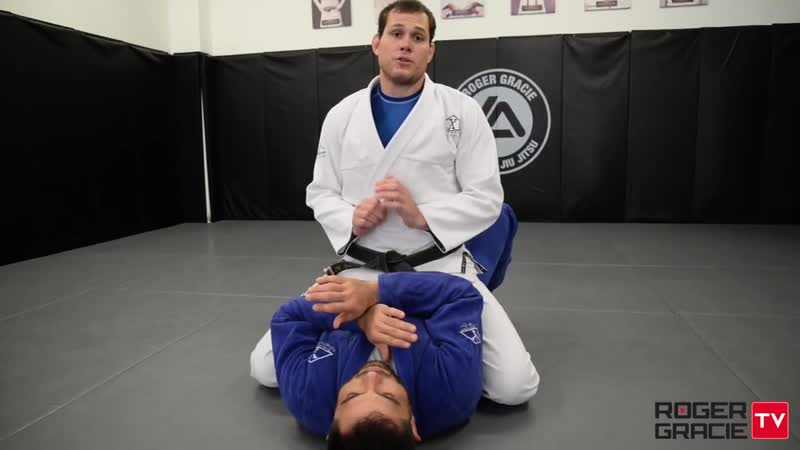 Roger Gracie. Concepts for Maintaining Mount
