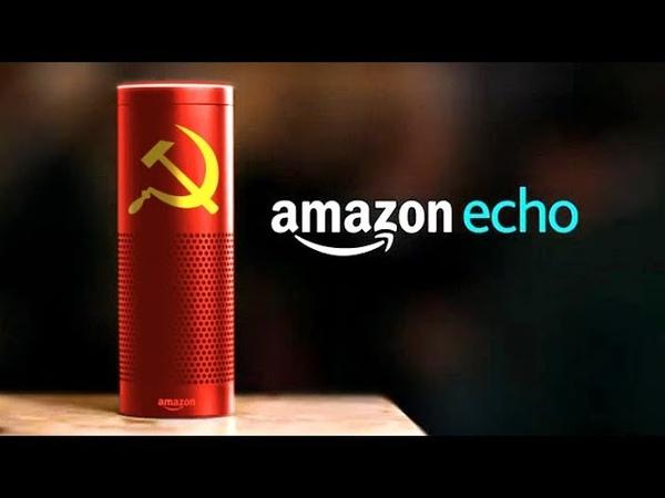 Introducing Communist Amazon Echo