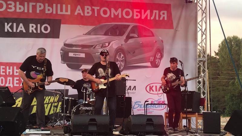 Ананасов и Ко - Автопати (Afterparty). Уральский Рубеж в Златоусте.