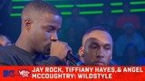 Jay Rock Joins Tiffany Hayes &amp Angel McCoughtry to Ball Out on Nick Cannon Wild 'N Out
