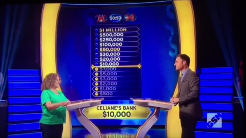 Who Wants to Be a Millionaire (USA) (25-29.01.2016) Week 20 (Episodes 96-100)