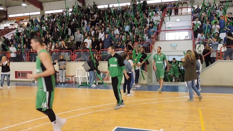 Maccabi Hunter Haifa introduced at Hayovel Junior High School