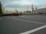 Репетиция парада 2010-РВВДКУ
