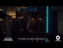 Shadowhunters Season 3 Episode 7 Clary, Alec, Simon, Izzy Magnus Scene