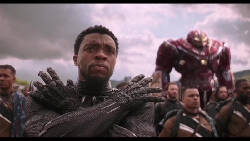 Мстители: Война Бесконечности - IMAX-Фичуретка