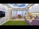 Современный дизайн детской комнаты 2018