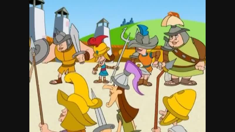 11 Академия Гладиаторов