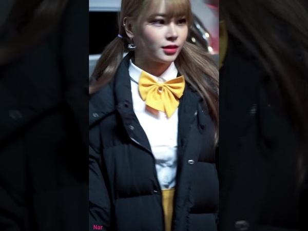 20190105 홍대롤링홀 사쿠라신데렐라 내한공연 게스트 핑크판타지 '시아' 퇴근4460