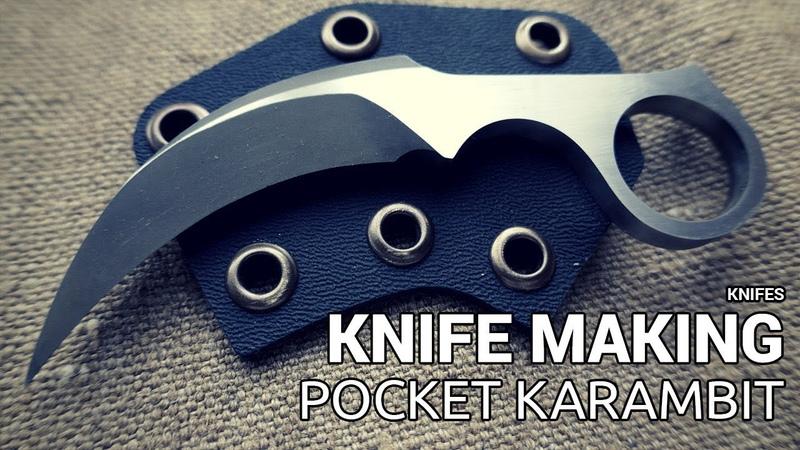 Knife Making Pocket Karambit