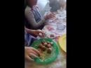 картошка почти готова